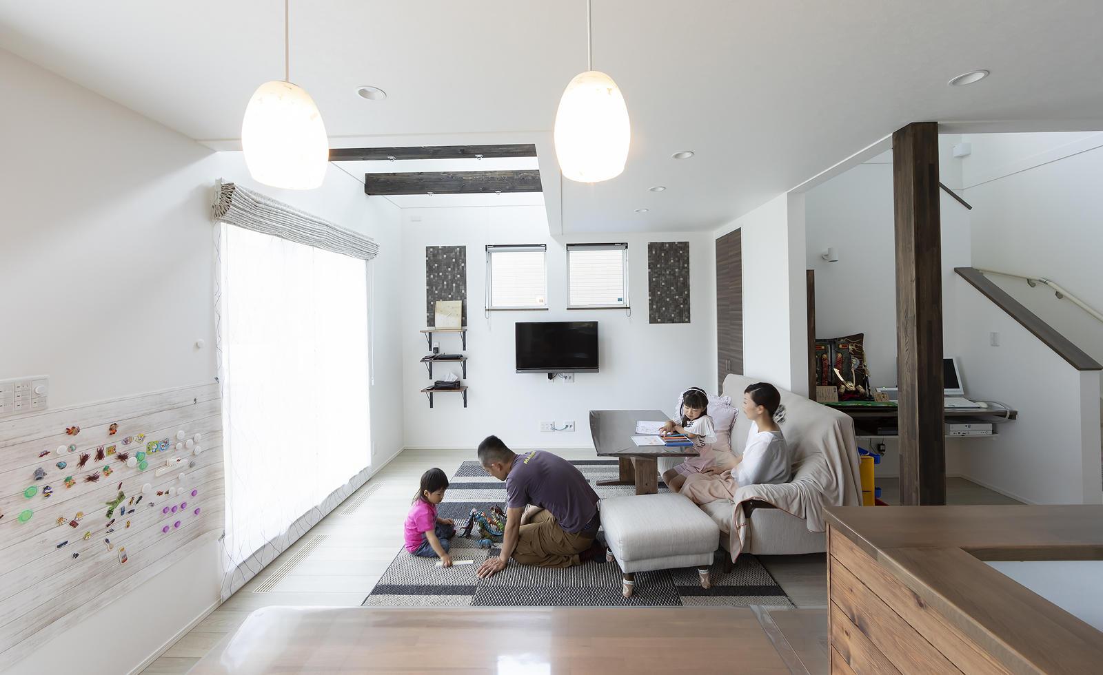 性能とデザインに納得。北海道でZEHを実現「フルゼッチの家」