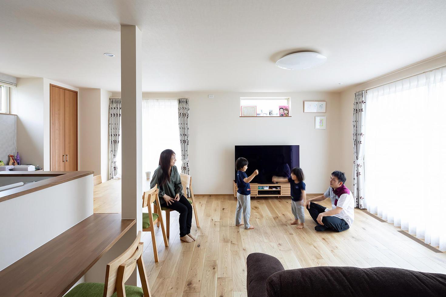 太陽光+蓄電池の安心できる家